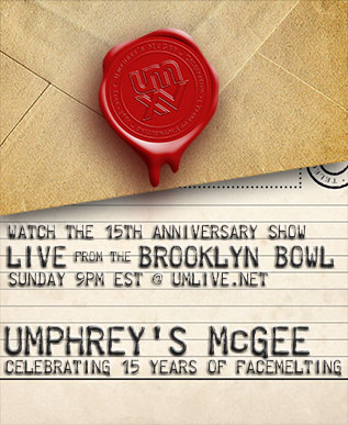 Brooklyn Bowl Webcast